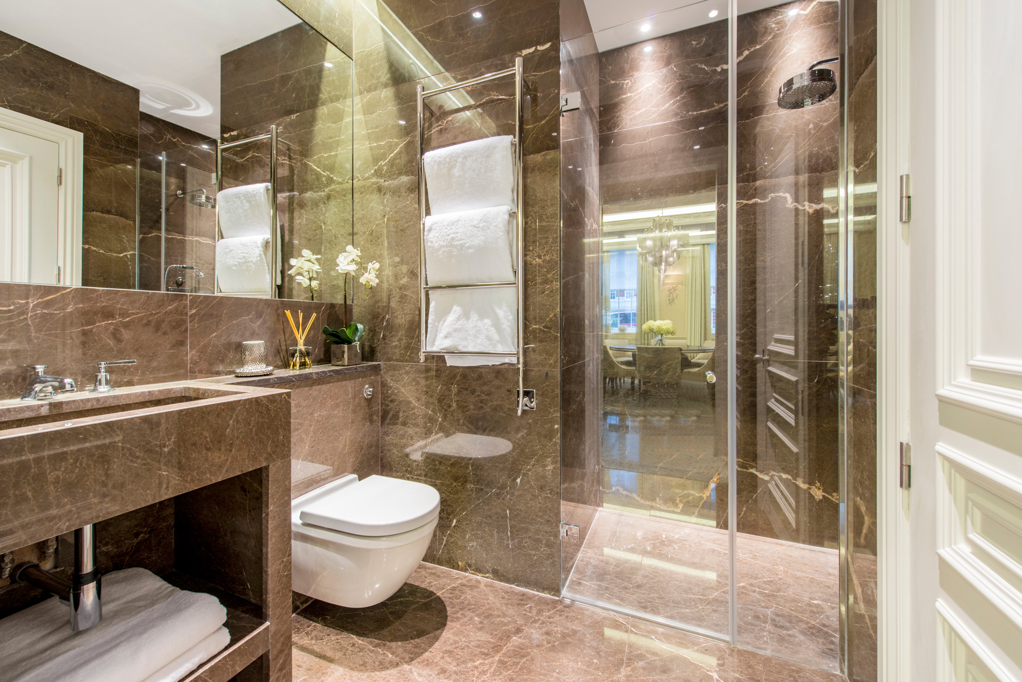Residential Marmero Marble Elegance Life